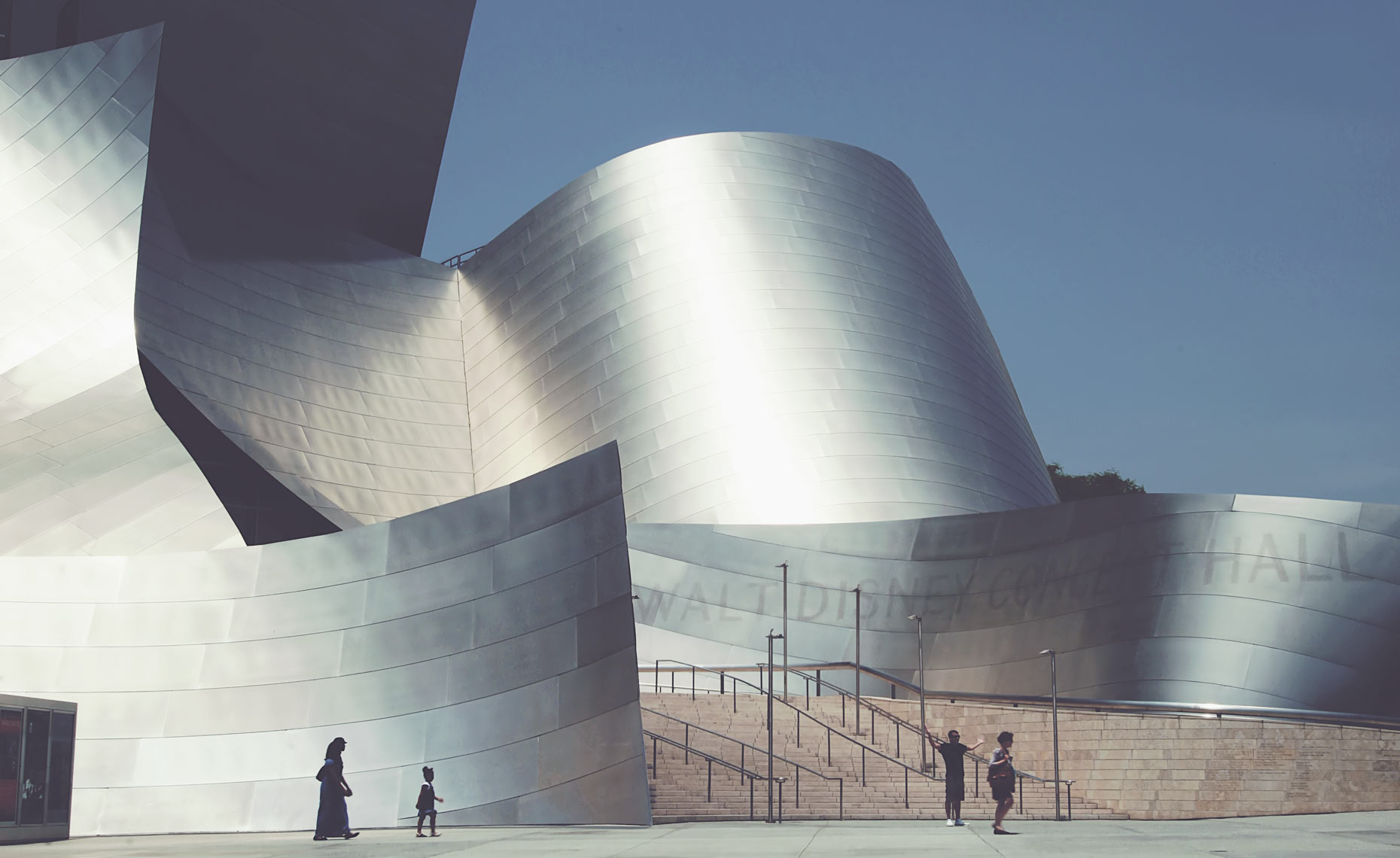 Frank Gehry Disney Hall Los Angeles